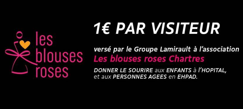 Association Les blouses rosesChartres